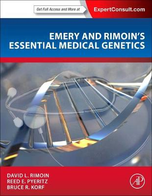 Emery and Rimoin's Essential Medical Genetics (Hardback)