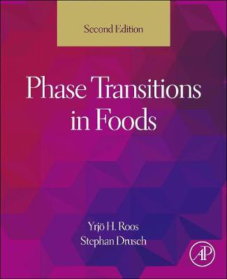 Phase Transitions in Foods (Hardback)