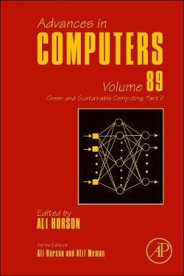 Advances in Computers: Volume 89 - Advances in Computers (Hardback)