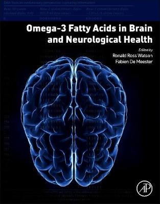 Omega-3 Fatty Acids in Brain and Neurological Health (Hardback)