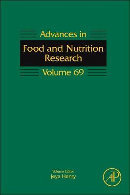 Advances in Food and Nutrition Research: Volume 70 - Advances in Food and Nutrition Research (Hardback)