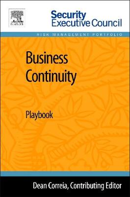 Business Continuity: Playbook (Paperback)