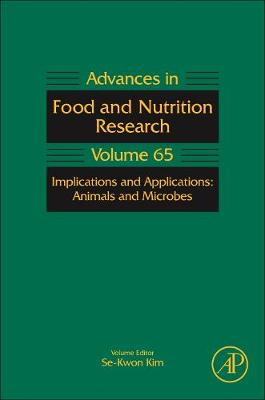 Marine Medicinal Foods: Volume 65: Implications and Applications: Animals and Microbes - Advances in Food and Nutrition Research (Hardback)