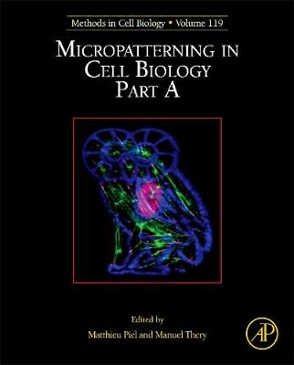 Micropatterning in Cell Biology, Part A: Volume 119 - Methods in Cell Biology (Hardback)