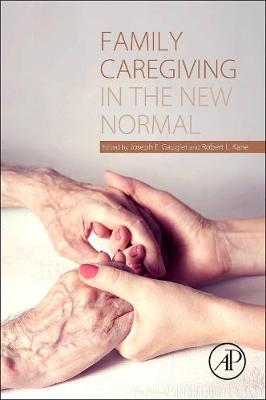 Family Caregiving in the New Normal (Paperback)