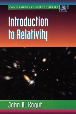Introduction to Relativity: For Physicists and Astronomers - Complementary Science (Paperback)