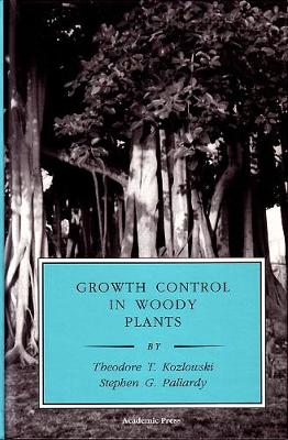 Growth Control in Woody Plants - Physiological Ecology (Hardback)