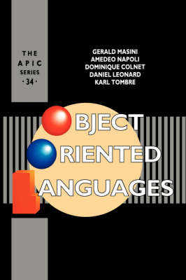 Object Oriented Languages (Paperback)