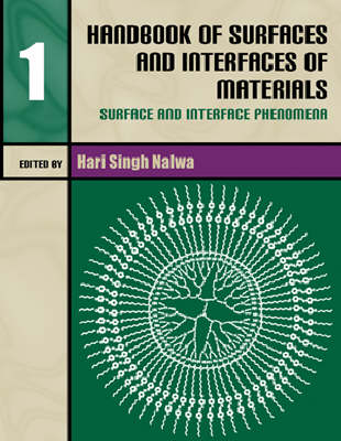 Handbook of Surfaces and Interfaces of Materials (Hardback)