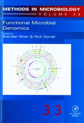 Functional Microbial Genomics: Volume 33 - Methods in Microbiology (Hardback)