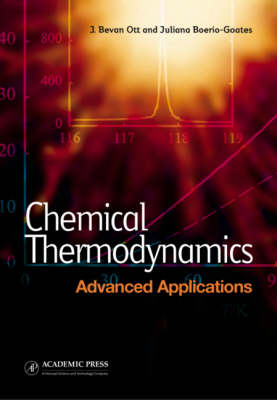 Chemical Thermodynamics: Advanced Applications: Advanced Applications (Hardback)