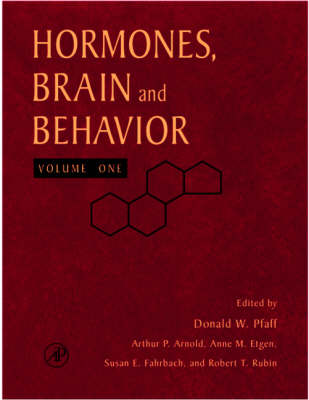 Hormones, Brain and Behavior (Hardback)
