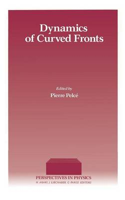 Dynamics of Curved Fronts - Perspectives in Physics (Hardback)