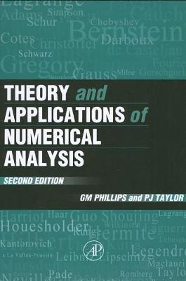 Theory and Applications of Numerical Analysis (Paperback)