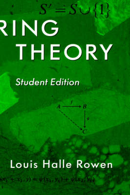 Ring Theory, 83: Student Edition (Hardback)