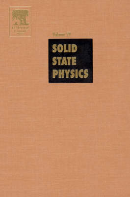 Solid State Physics: Volume 59 - Solid State Physics (Hardback)