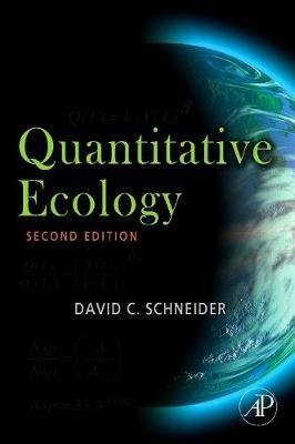 Quantitative Ecology: Measurement, Models and Scaling (Hardback)