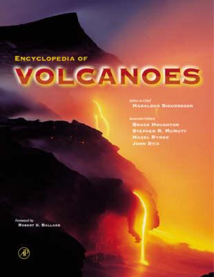 Encyclopedia of Volcanoes (Hardback)