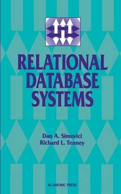 Relational Database Systems (Hardback)
