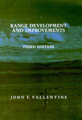 Range Development and Improvements (Hardback)