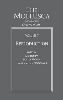 Reproduction: Volume 7 - The Mollusca (Hardback)