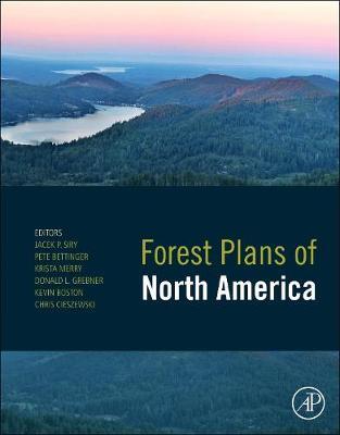 Forest Plans of North America (Hardback)