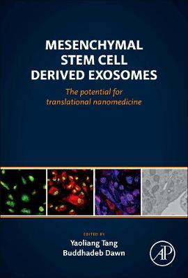 Mesenchymal Stem Cell Derived Exosomes: The Potential for Translational Nanomedicine (Hardback)