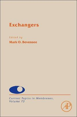 Exchangers: Volume 73 - Current Topics in Membranes (Hardback)