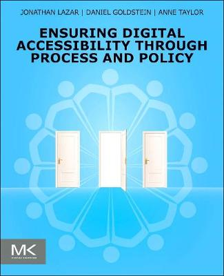 Ensuring Digital Accessibility through Process and Policy (Paperback)