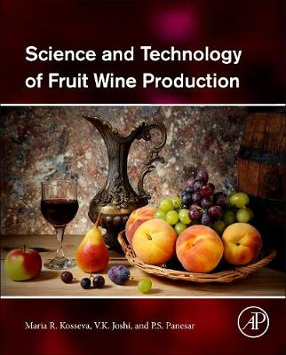 Science and Technology of Fruit Wine Production (Hardback)