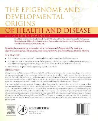 The Epigenome and Developmental Origins of Health and Disease (Paperback)
