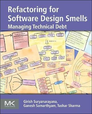 Refactoring for Software Design Smells: Managing Technical Debt (Paperback)