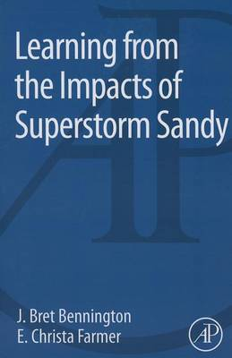 Learning from the Impacts of Superstorm Sandy (Paperback)