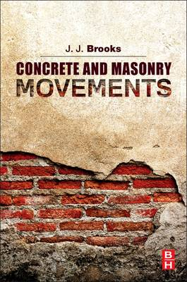 Concrete and Masonry Movements (Paperback)