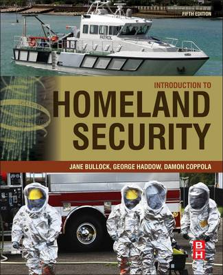 Introduction to Homeland Security: Principles of All-Hazards Risk Management (Paperback)