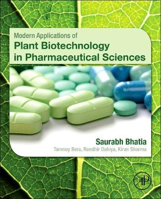 Modern Applications of Plant Biotechnology in Pharmaceutical Sciences (Paperback)