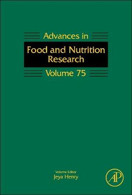 Advances in Food and Nutrition Research: Volume 75 - Advances in Food and Nutrition Research (Hardback)