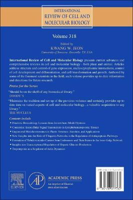 International Review of Cell and Molecular Biology: Volume 317 - International Review of Cell and Molecular Biology (Hardback)