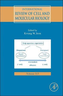 International Review of Cell and Molecular Biology: Volume 315 - International Review of Cell and Molecular Biology (Hardback)