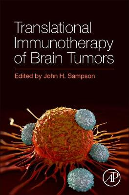 Translational Immunotherapy of Brain Tumors (Hardback)