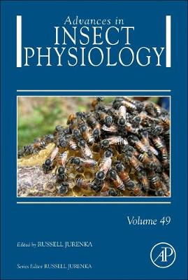Advances in Insect Physiology: Volume 49 - Advances in Insect Physiology (Hardback)