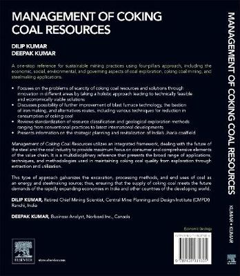 Management of Coking Coal Resources (Paperback)