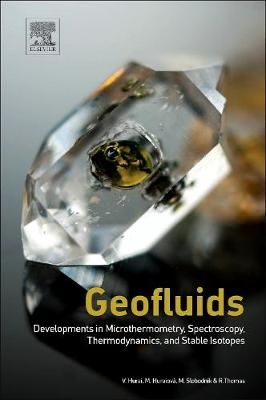 Geofluids: Developments in Microthermometry, Spectroscopy, Thermodynamics, and Stable Isotopes - Vapor-Liquid Equilibrium Data Bibliography (Paperback)