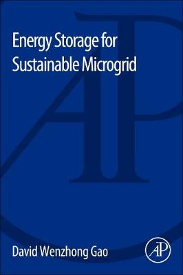 Energy Storage for Sustainable Microgrid (Paperback)