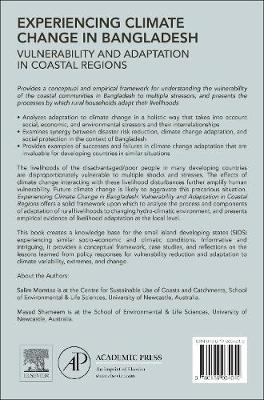 Experiencing Climate Change in Bangladesh: Vulnerability and Adaptation in Coastal Regions (Hardback)