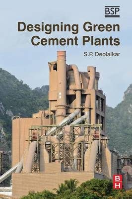 Designing Green Cement Plants (Paperback)