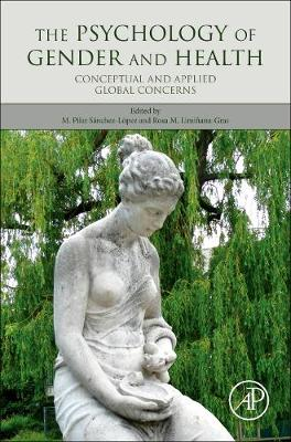 The Psychology of Gender and Health: Conceptual and Applied Global Concerns (Hardback)