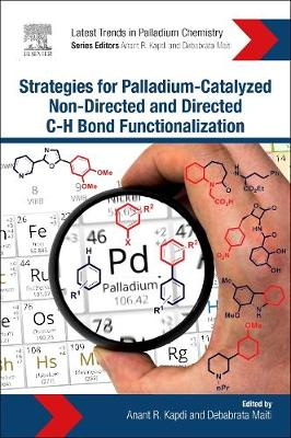 Strategies for Palladium-Catalyzed Non-directed and Directed C bond H Bond Functionalization (Paperback)