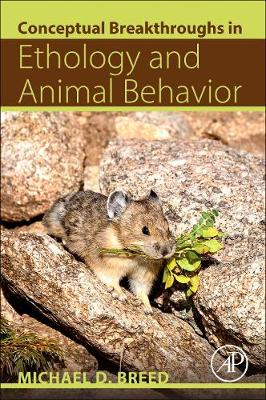 Conceptual Breakthroughs in Ethology and Animal Behavior (Paperback)