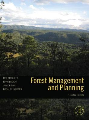 Forest Management and Planning (Hardback)